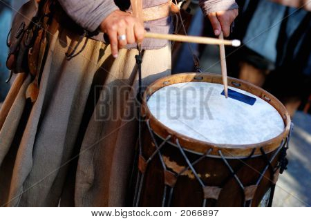 Drums In The Street