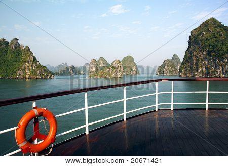 viagem do mar