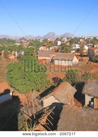 Magalasy Village, Ambalavao, Madagascar