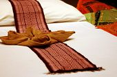 stock photo of thai massage  - Spa feeling spa detail - JPG