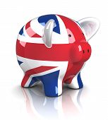 Piggy Bank - Uk