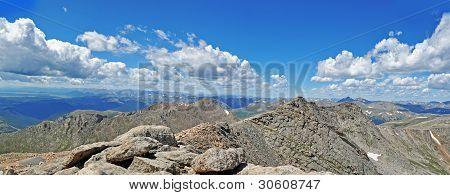 Mount Evans Panoramic