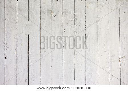 Soportó la madera blanca