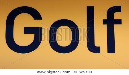 illuminated golf