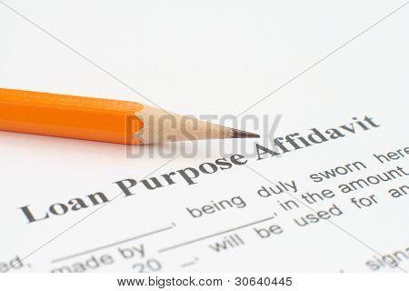 Loan Form