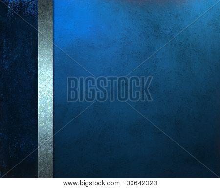 Formal Blue Background