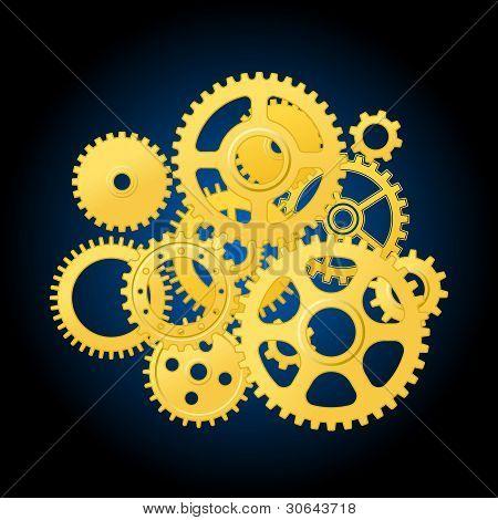 Clockwork Mechanism