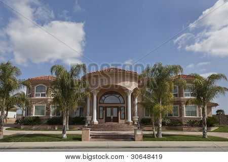 Two Story Luxury House