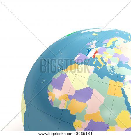Political Globe 2