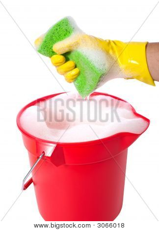 Bucket Of Soap