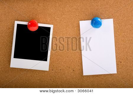 Photo And A Note