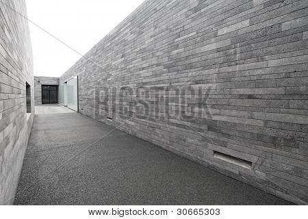 "Museum ""Casa das Mudas"" - portuguese modern architecture at Madeira Island"
