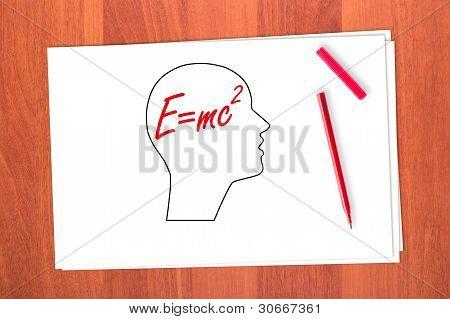 Drawing head
