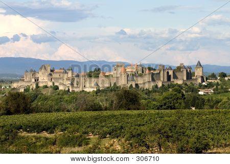 Carcassonne,france