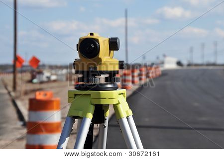 Surveyors Automatic level
