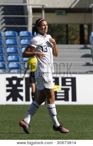 Algarve Women´s  Football Cup 2012