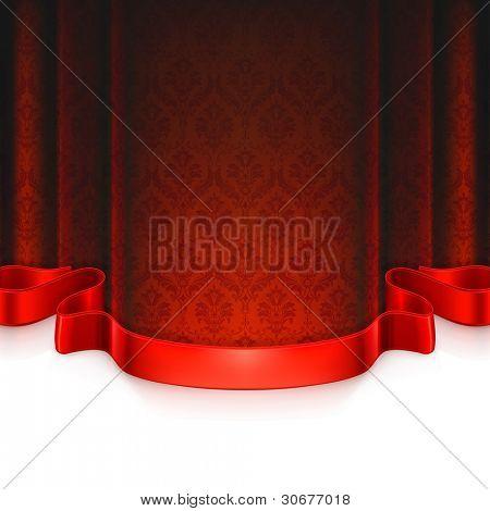 Tarjeta de invitación, vector