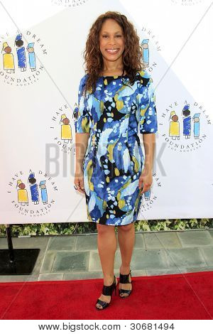 LOS ANGELES - MAR 4:  Channing Dungey arrives at the  Have A Dream Foundation's 14th Annual Dreamers Brunch at the Skirball Cultural Center on March 4, 2012 in Los Angeles, CA