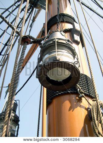 Lantern Mast