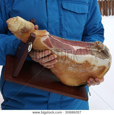 Ham (prosciutto)