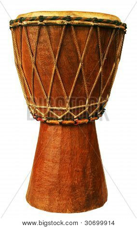 traditional djembe