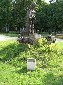 pic of gethsemane  - Jesus Christ in the Gethsemane Garden - JPG