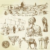 stock photo of rabbi  - jerusalem  - JPG