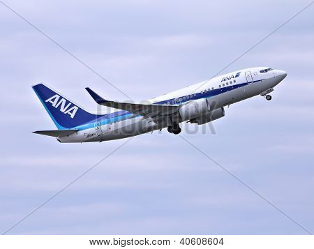 Ana Boeing 737