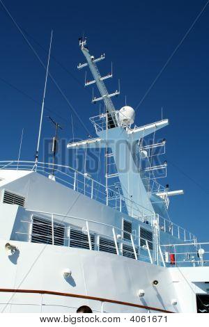 Cruise Ship Detail