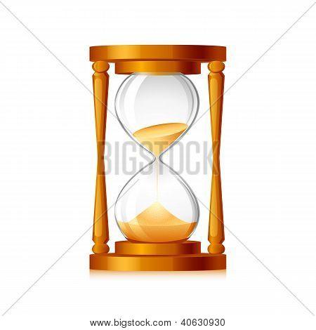 Vector Hourglass