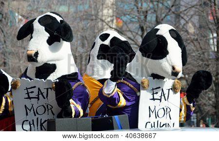 Famous Chick-fil-A Cows