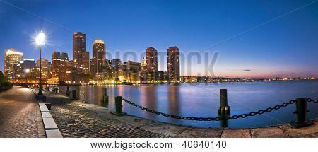 Boston Skyline