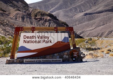 Death Valley Gate