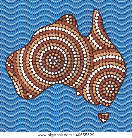 Aboriginal Abstract Art