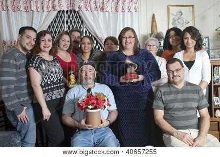 Family Unite To Remember Yomo Toro