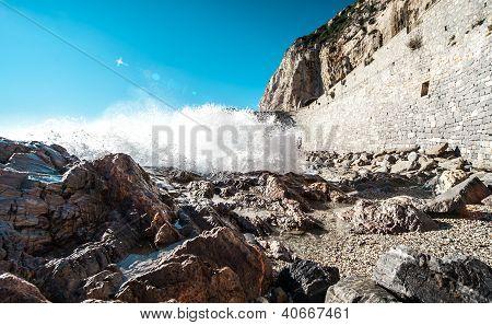 Finale Ligure Seaside, Italy