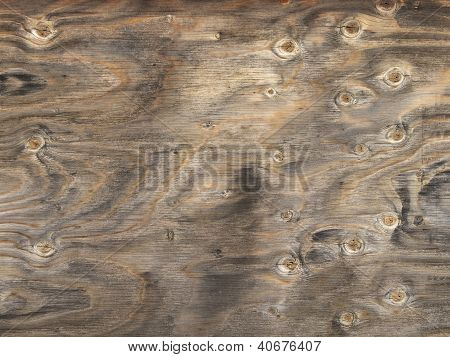 Old Plywood