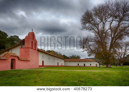 La Purisima Conception Mission Ca