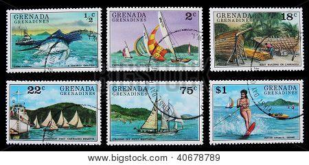 Tourism activities in Caribbean islands