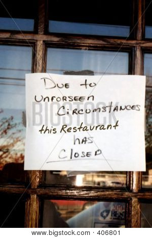 Closed For Business Iv