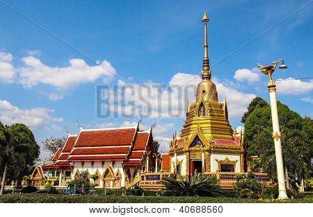 Wat Taruarklang, Rayong, Thailand