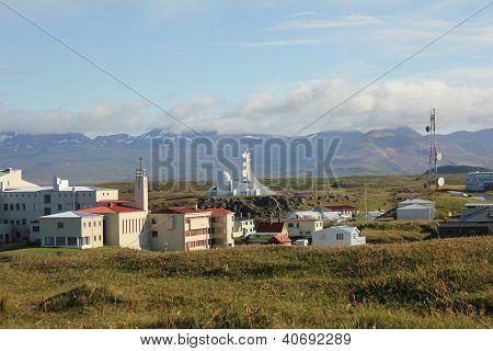 Stykkisholmur Mountains