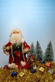 Постер, плакат: Санта Клаус