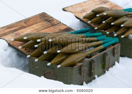 Grenade Launcher Ammunition