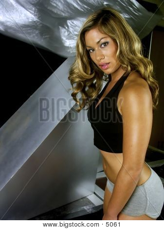 Amanda Black Top 1