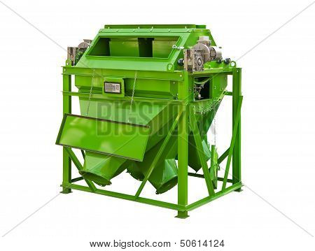 Mixer-spreader