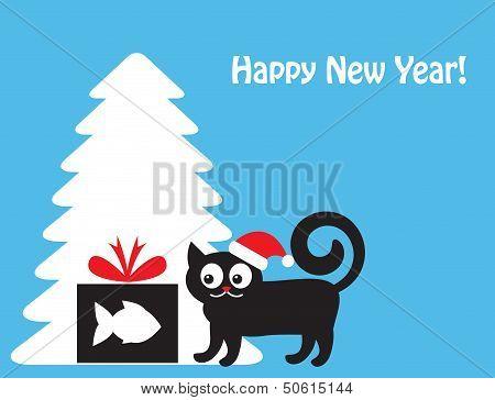 cat gift for Christmas