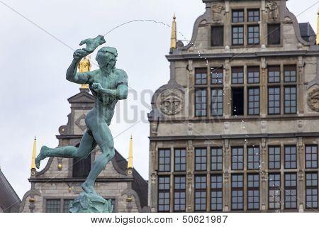 Antwerp City Center