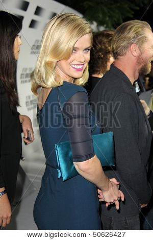 LOS ANGELES - SEP 10:  Alice Eve at the