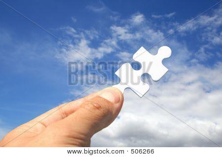 Jigsaw Key Sky